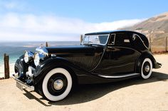Hooper Bentley 4 1-4L Sedanca Coupe 1940 B187MX 02