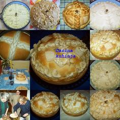 How simple is it to make a Slavic cake? Serbia Recipe, Posne Torte, New Cooking, How To Make Bread, Bread Baking, Relleno, Food For Thought, Camembert Cheese, Desserts