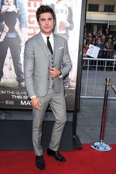 2106248569123 25 Photos of Zac Efron Looking Like a Human Ken Doll Zac Efron Vanessa  Hudgens