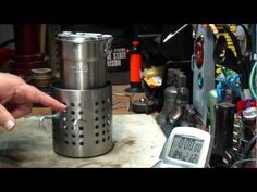 Stanley Camp Cook Pot with the Ikea Hobo Stove - Boil Test Diy Camping, Camping Stove, Tent Camping, Camping Gear, Backpacking, Survival Supplies, Camping Supplies, Survival Skills, Survival Stuff