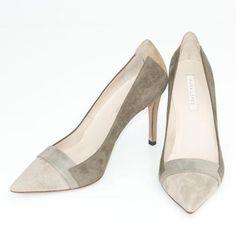 Pura Lopez Tones of Suede Court Shoes #shoes #boots #womensfashion #genuine #vintage #chanel #streetstyle #stylish #outfit #fashionista #fashionblogger #designers #instafashion #ootd #lookbook #beachwear #summer #summerstyle #brands #prada