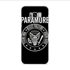Paramore Logo Samsung Galaxy S8 Plus 3D Case