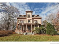 For Sale: $180,000. 34 Photos. 7 bed, 3.0 bath, 4,724 sqft house at 14 Edgewood St. VICTORIAN FRENCH EMPIRE Style house with 13 rooms on 3 levels including the servants quarters. This was the home of Robbins Patten, one of the principal owners of the Converse Mill, then sold as Warren Woolen Mill and recently as America Woolen Company. A Mansard roof was replaced at a cost of $50,000. Ornate original light fixtures, exquisite crown molding and 2 marble fireplaces. 10' ceilings on both…