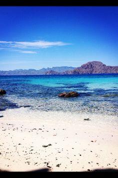 Wish you were here...Loreto, B.C.S. Mexico