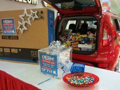 #ShoppersMall Brandon and Kia sponsorship for Santa's Soul Food Drive