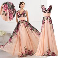 1950s 60s Long Bridesmaid Evening Prom Formal Gown Party Vintage Dress Plus Size