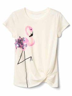 Girls' Ts & Polos: cotton t-shirts, turtleneck tees, long-sleeve ts, uniform polo shirts at GapKids Kids Outfits Girls, Girls Fashion Clothes, Tween Fashion, Girl Outfits, Girls Dresses, Girls Tees, Shirts For Girls, Kids Shirts, Polo Shirts