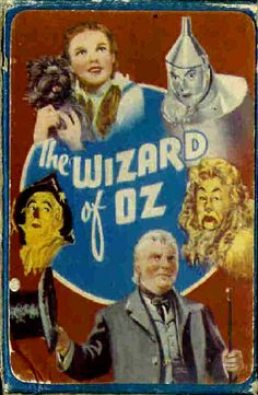 The Wizard of Oz Card Game: Pepys/Castell Brothers (Britain), 1939