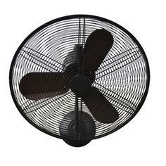 Wall-mount fan
