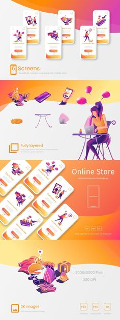 Adobe Xd, Banner Template, App, Templates, Illustration, Stencils, Apps, Vorlage, Illustrations