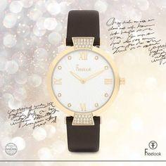 Freelook Romania Swarovski Watches, Romania, Michael Kors Watch, Leather, Accessories, Fashion, Moda, Fashion Styles, Fashion Illustrations