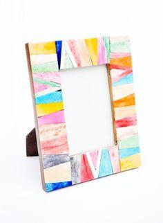 Spectrum Picture Frame