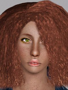 "Momo Sims' ""Momo Hair 02"" (Couldn't find a better picture. The download link is still working tho)"