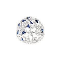 Chanel Café Society Muse ring