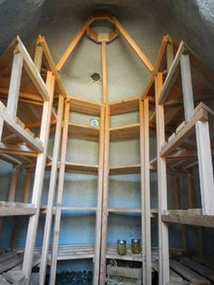 Root Cellar Ideas | The Owner-Builder Network