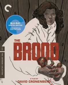 The Brood - Blu-Ray (Criterion Region A) Release Date: October 13, 2015 (Amazon U.S.)