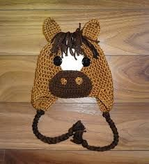 Image result for free animal crochet hat patterns