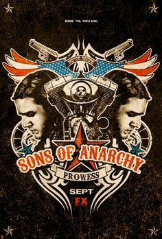 Sons of Anarchy Season 3 by Stanley Sun    Just can't wait for the next season...