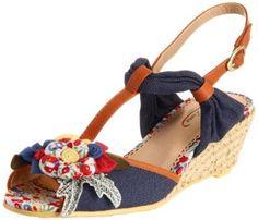 Amazon.com: Poetic Licence Women's Hippie Goddess Slingback Sandals