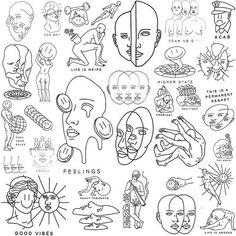 Sketch Tattoo Design, Tattoo Sketches, Tattoo Drawings, Tattoo Designs, Sketch Drawing, Drawing Art, Flash Art Tattoos, Line Art Tattoos, Tatoos