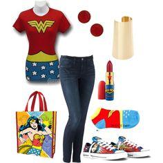 Wonder Woman Shoes, Wonder Woman Outfit, Super Hero Outfits, Cool Outfits, Disfraz Wonder Woman, Estilo Nerd, Vetements Shoes, Wonder Woman Birthday, Boy Birthday