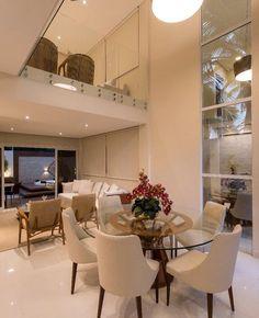 Tarde inspiradora! Amei! @pontodecor  Via @maisdecor_  www.homeidea.com.br  Face: /homeidea  Pinterest: Home Idea #homeidea #arquitetura #ambiente #archdecor #archdesign #projeto #pedireitoduplo #home #homedecor #pontodecor #homedesign #photooftheday #interiordesign #interiores #picoftheday #decoration #revestimento  #decoracao #architecture #archdaily #inspiration #project #regram #home #casa #grupodecordigital