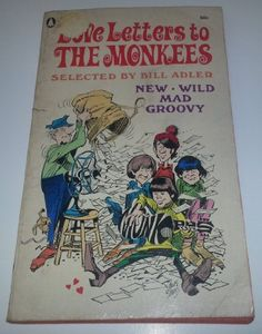 Love Letters to the Monkees by Bill Adler