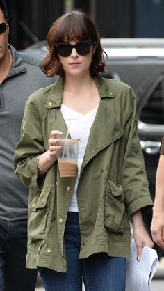 The Cure for Bob Boredom: Dakota Johnson's Springy Curls