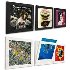 Art Vinyl: Play & Display Record Flip Frame - Triple Pack