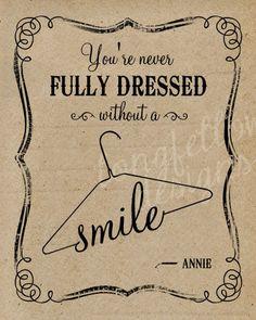 Leverera allt med ett leende så mår både du och mottagaren bättre!