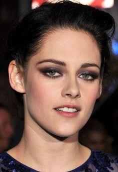 Twilight Movie 2011: Kristen Stewart's Twilight Breaking Dawn Movie Premiere Makeup Tutorial