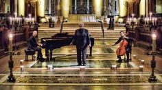 """The Piano Guys team up with opera singer Placido Domingo to perform a stunning version of """"Silent Night"""" in a New York City Cathedral with a choir. The Piano, Piano Man, Piano Guys, Classic Christmas Carols, Christmas Tunes, Merry Christmas, Thousand Years Piano, Guillermo Tell, Fight Song Rachel"""