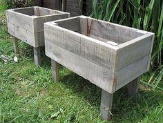 Stylish Planter boxes