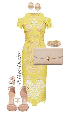 #25 Spring/Summer by shya-dozier on Polyvore featuring Thurley, Stuart Weitzman, Dolce&Gabbana, Accessorize, Carolee and Torrid