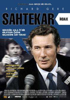 Sahtekar - The Hoax - 2006 - DVDRip Film Afis Movie Poster