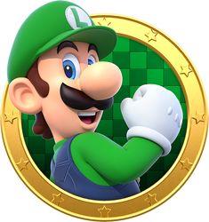 Luigi - Mario Party: Star Rush