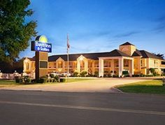 Days Inn and Suites Stuttgart Stuttgart (Arkansas) Less than 1 mile from Stuttgart city centre, this Arkansas hotel features an outdoor pool on site. Free Wi-Fi and a TV with cable channels are provided in each guest room.