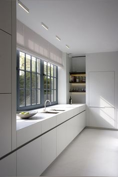 Kitchen in a Belgian