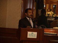 Prof. R. K. Mishra Addressing the batch of September 2010 at World Laparoscopy Hospital. For more detail please log on to www.laparoscopyhospital.com
