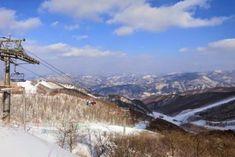 CÔNG TY DU LỊCH ALINA: Dịch vụ trượt tuyết tại Hàn Quốc