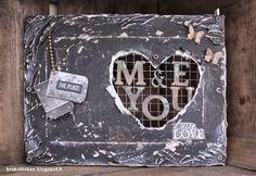 Mixed Media Monthly Challenge