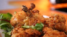 Saftig och krispig luftfriterad kyckling i Philips Airfryer | Philips Cauliflower, Grilling, Meat, Chicken, Vegetables, Cooking, Food, Easy Recipes, Kitchen