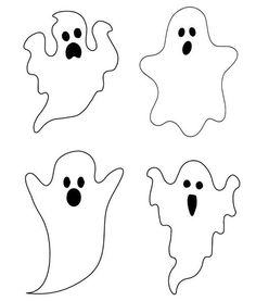 Als Schablone für Halloween-Deko The Effective Pictures We Offer You About diy halloween kids A quality picture can tell you many things. Theme Halloween, Halloween Doodle, Halloween Drawings, Halloween Crafts For Kids, Halloween Pictures, Halloween Birthday, Halloween Activities, Halloween Ghosts, Halloween Projects
