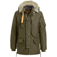 Parajumpers Forrest Down Jacket - Men's | Premium Winter Outerwear | Pinterest | Men's jacket