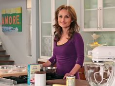 Behind the Scenes of Giada at Home : Shows : Food Network