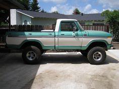 1978 Ford Truck | 1978 Ford F150 Ranger Lariat 4X4 - Ford Trucks for Sale | Old Trucks ...