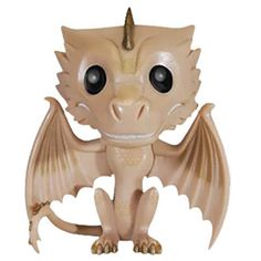 Figurine Viserion (Game Of Thrones) - Funko Pop http://figurinepop.com/viserion-game-of-thrones-funko