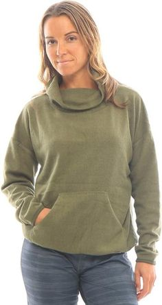 f0f7be7da The+North+Face+Crescent+Hooded+Pullover+for+Women+in+Wild+Oat+ ...