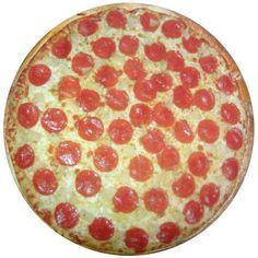 Dogzzzz Round Pizza Dog Bed