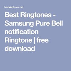 samsung ringtone knock knock